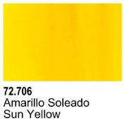 Game Air - Sun Yellow - 17ml <br>Vallejo72706